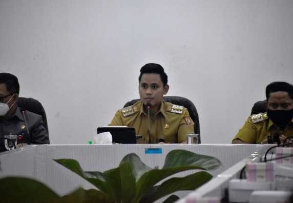 Bupati Kendal Pimpin Rapat Pimpinan Bersama Seluruh OPD Bahas Program Kerja